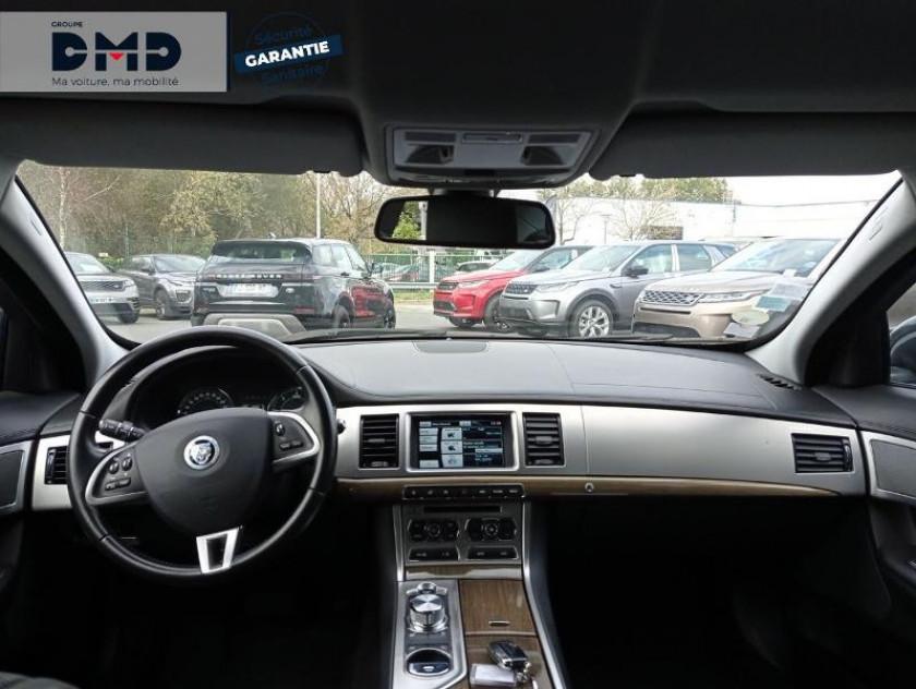 Jaguar Xf V6 3.0 D 240ch Luxe - Visuel #5