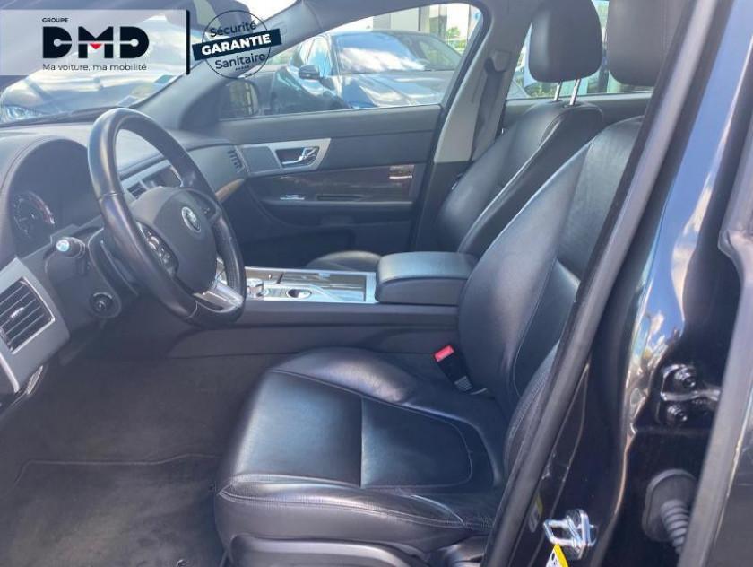 Jaguar Xf V6 3.0 D 240ch Luxe - Visuel #9