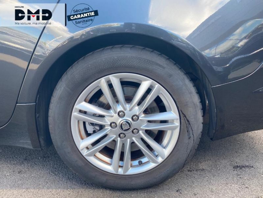 Jaguar Xf V6 3.0 D 240ch Luxe - Visuel #13