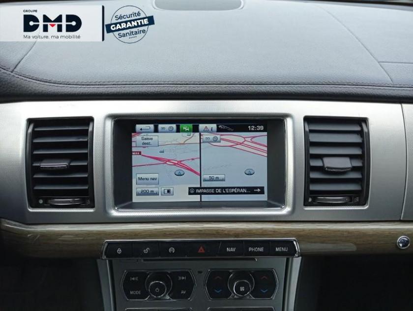Jaguar Xf V6 3.0 D 240ch Luxe - Visuel #6