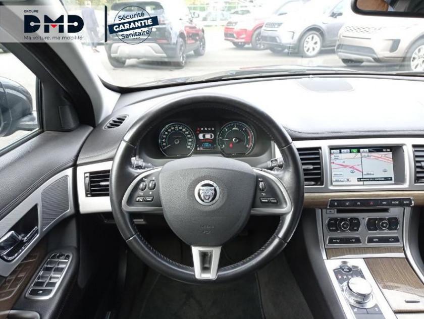 Jaguar Xf V6 3.0 D 240ch Luxe - Visuel #7