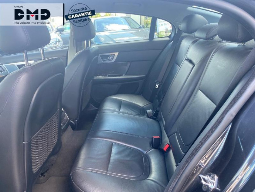 Jaguar Xf V6 3.0 D 240ch Luxe - Visuel #10