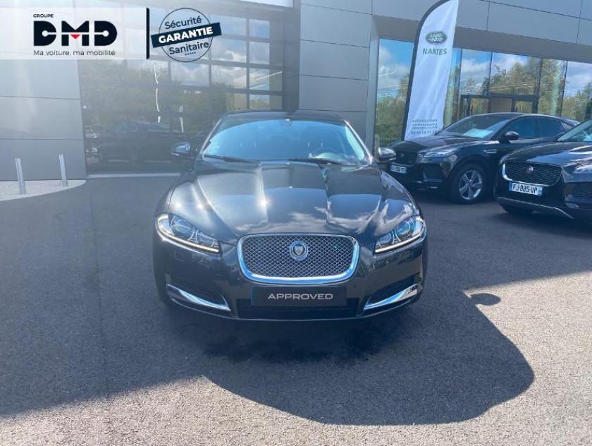 Jaguar Xf V6 3.0 D 240ch Luxe - Visuel #4
