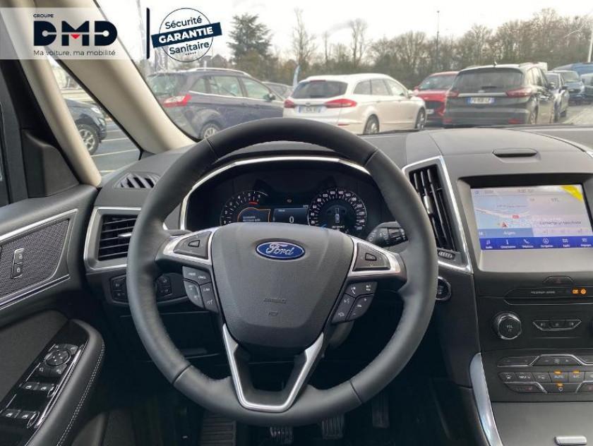 Ford S-max 2.0 Ecoblue 150ch Titanium Business - Visuel #7