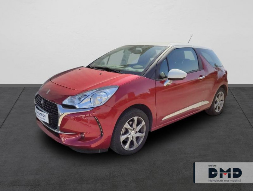 Ds Ds 3 Puretech 82ch So Chic - Visuel #1