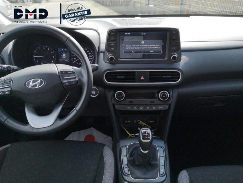 Hyundai Kona 1.0 T-gdi 120ch Edition 1 - Visuel #5