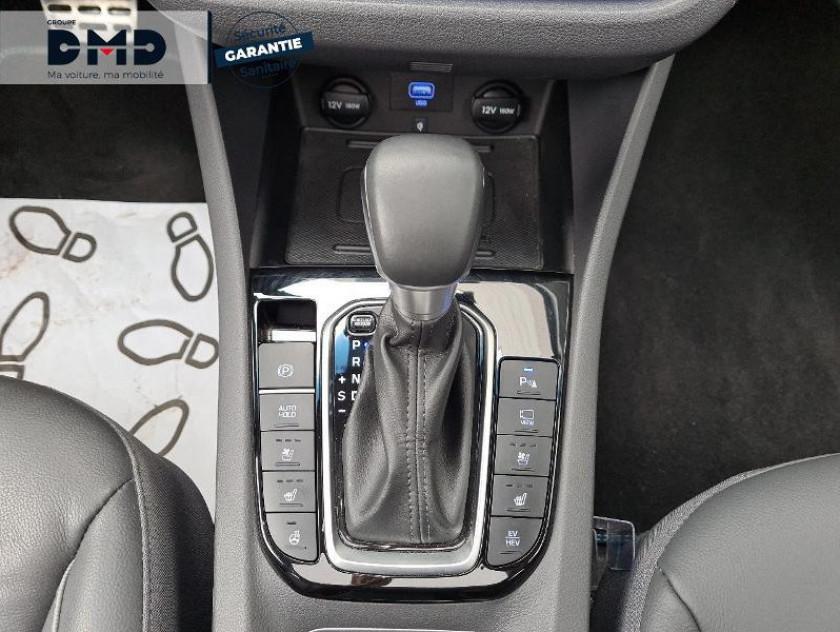 Hyundai Ioniq Plug-in 141ch Executive - Visuel #8