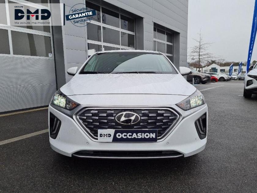 Hyundai Ioniq Plug-in 141ch Executive - Visuel #4