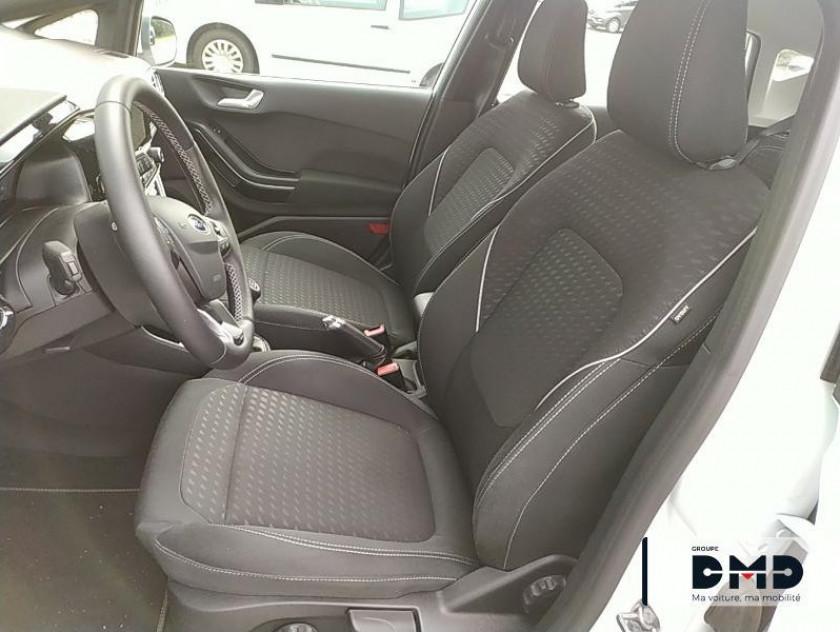 Ford Fiesta 1.1 85ch Titanium 5p - Visuel #9