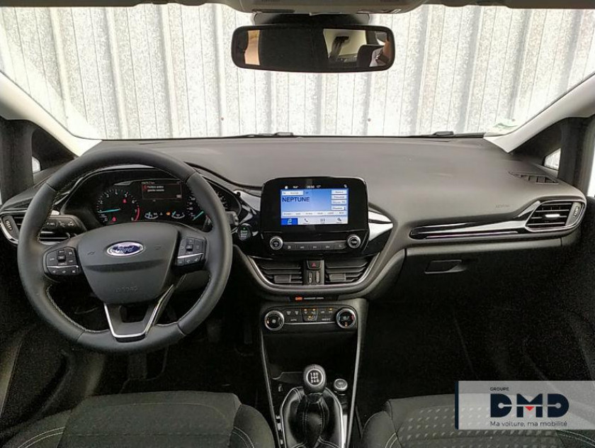 Ford Fiesta 1.1 85ch Titanium 5p - Visuel #5