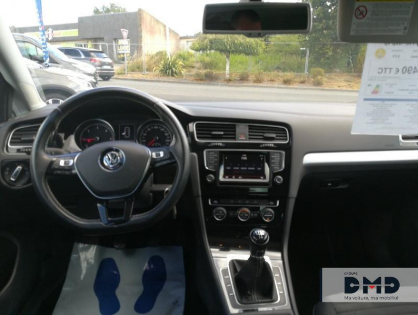 Volkswagen Golf 1.6 Tdi 105ch Bluemotion Technology Fap Cup 5p - Visuel #5
