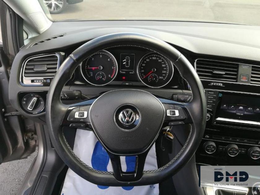 Volkswagen Golf 1.6 Tdi 105ch Bluemotion Technology Fap Cup 5p - Visuel #7