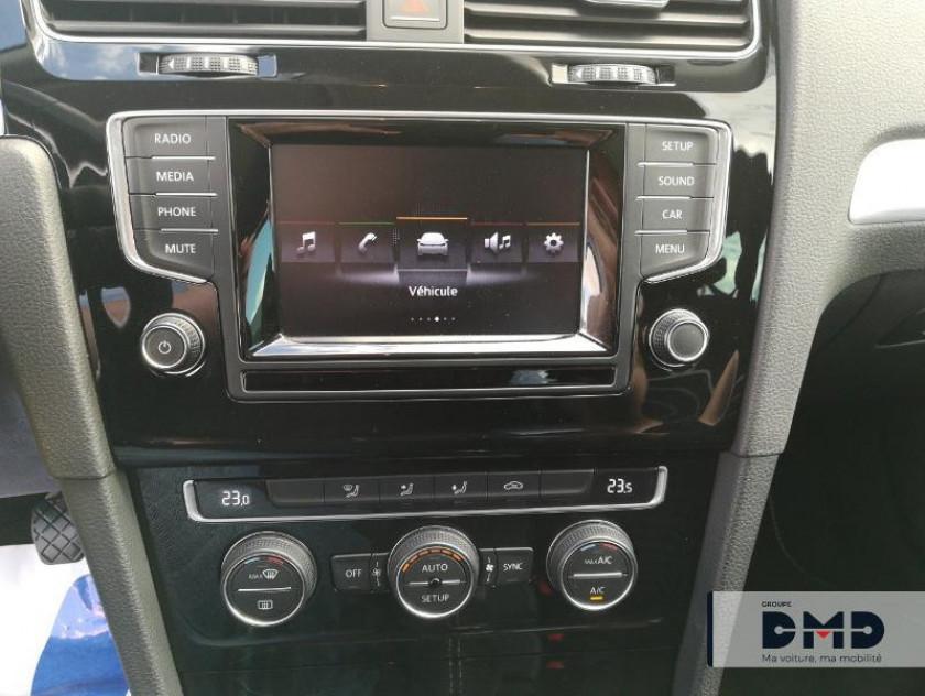 Volkswagen Golf 1.6 Tdi 105ch Bluemotion Technology Fap Cup 5p - Visuel #6
