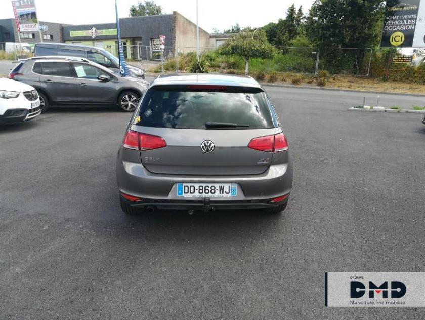 Volkswagen Golf 1.6 Tdi 105ch Bluemotion Technology Fap Cup 5p - Visuel #11