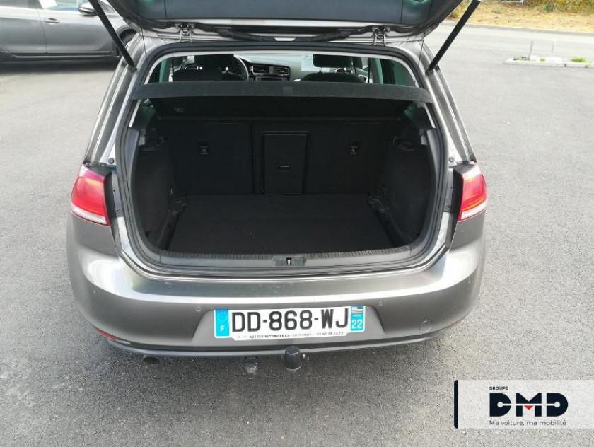 Volkswagen Golf 1.6 Tdi 105ch Bluemotion Technology Fap Cup 5p - Visuel #12