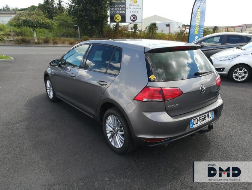 Volkswagen Golf 1.6 Tdi 105ch Bluemotion Technology Fap Cup 5p - Visuel #3