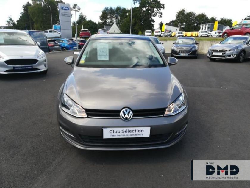 Volkswagen Golf 1.6 Tdi 105ch Bluemotion Technology Fap Cup 5p - Visuel #4