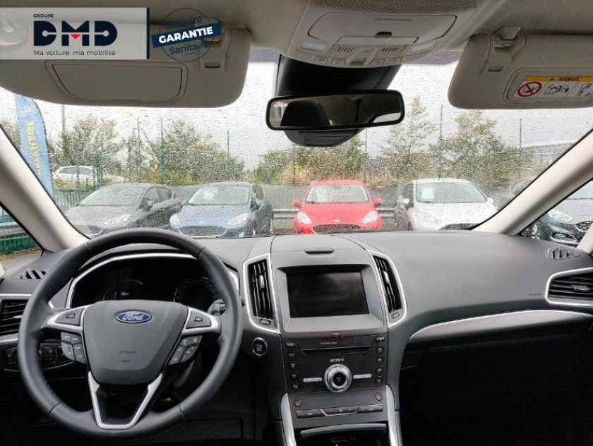 Ford S-max 2.0 Ecoblue 150ch Titanium Bva8 Euro6.2 - Visuel #5