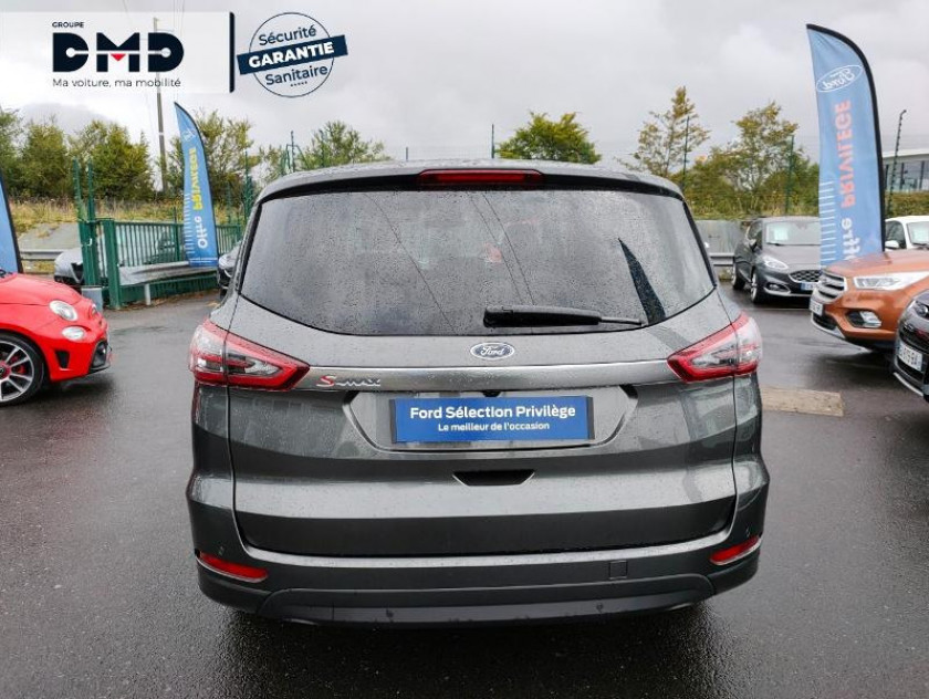 Ford S-max 2.0 Ecoblue 150ch Titanium Bva8 Euro6.2 - Visuel #11