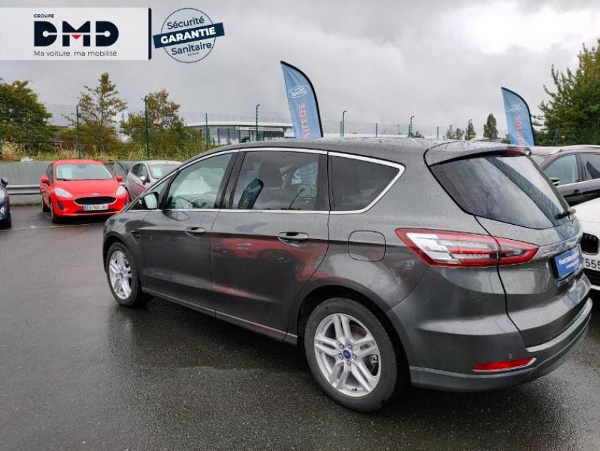Ford S-max 2.0 Ecoblue 150ch Titanium Bva8 Euro6.2 - Visuel #3