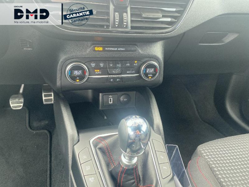 Ford Focus 1.0 Ecoboost 125ch Mhev St-line - Visuel #8