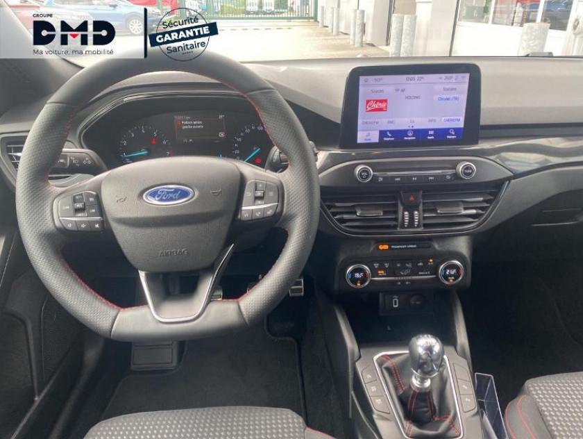Ford Focus 1.0 Ecoboost 125ch Mhev St-line - Visuel #5