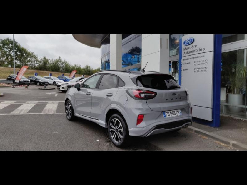 Ford Puma 1.0 Ecoboost 125ch St-line Dct7 - Visuel #3