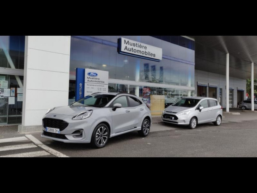 Ford Puma 1.0 Ecoboost 125ch St-line Dct7 - Visuel #1