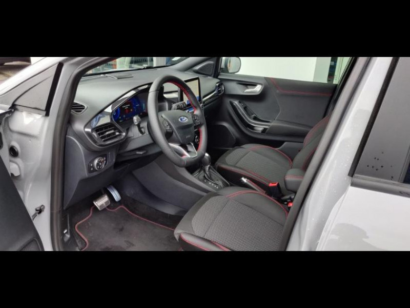 Ford Puma 1.0 Ecoboost 125ch St-line Dct7 - Visuel #7