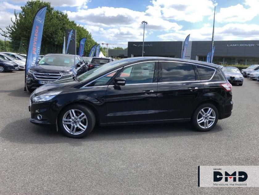 Ford S-max 2.0 Ecoblue 150ch Titanium Bva8 Euro6.2 - Visuel #2