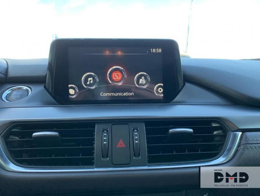 Mazda Mazda 6 2.2 Skyactiv-d 175 Sélection Bva - Visuel #6
