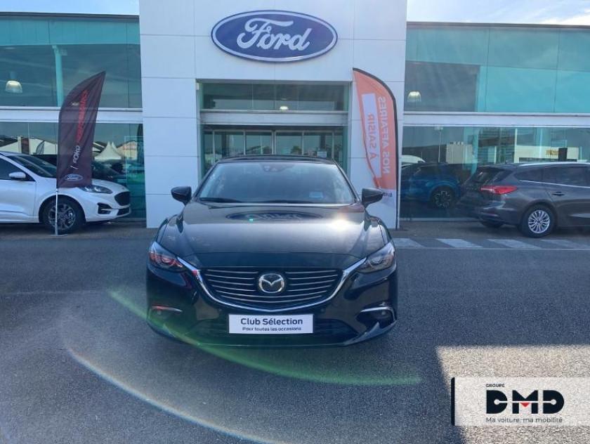 Mazda Mazda 6 2.2 Skyactiv-d 175 Sélection Bva - Visuel #4