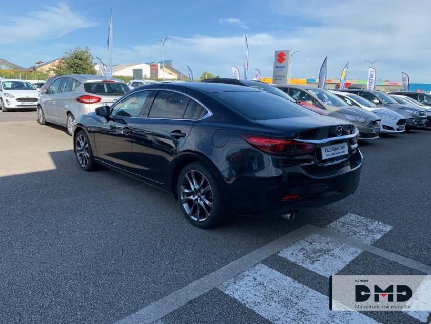 Mazda Mazda 6 2.2 Skyactiv-d 175 Sélection Bva - Visuel #3