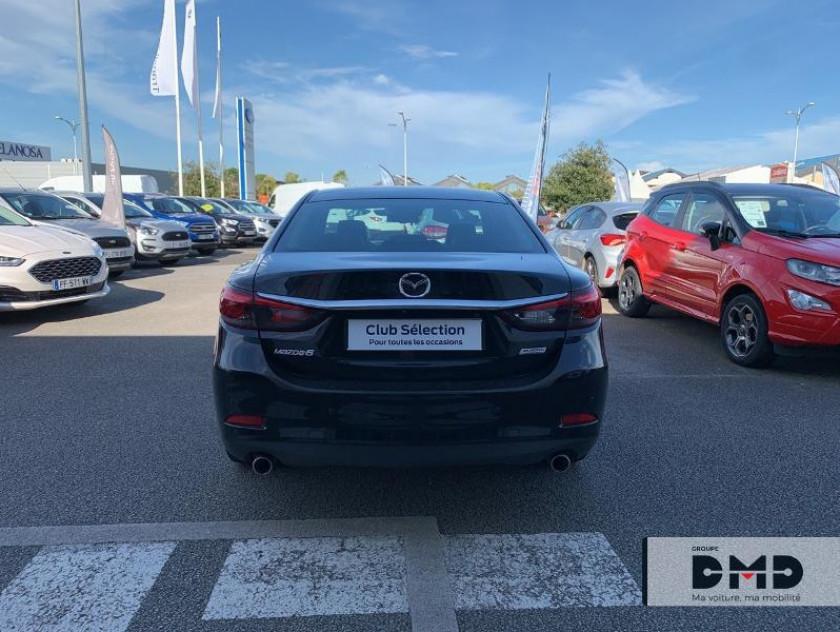 Mazda Mazda 6 2.2 Skyactiv-d 175 Sélection Bva - Visuel #11