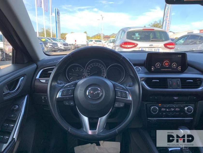 Mazda Mazda 6 2.2 Skyactiv-d 175 Sélection Bva - Visuel #7
