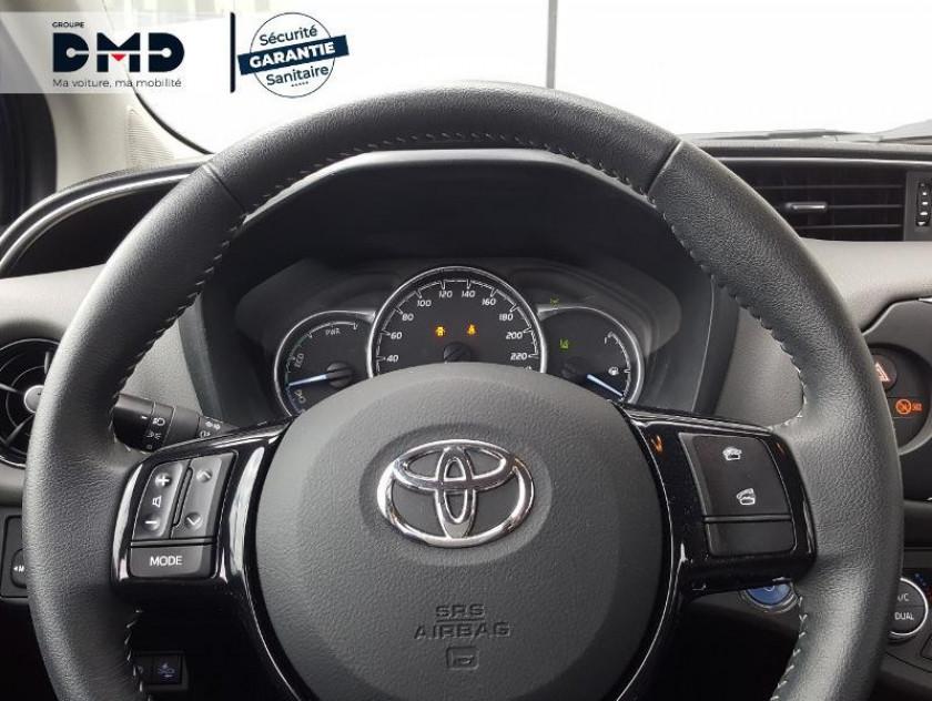 Toyota Yaris 100h France 5p - Visuel #7