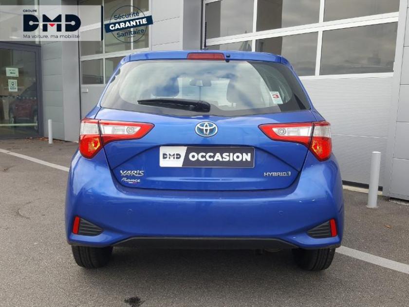 Toyota Yaris 100h France 5p - Visuel #11