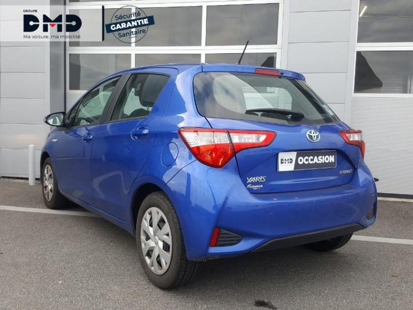 Toyota Yaris 100h France 5p - Visuel #3