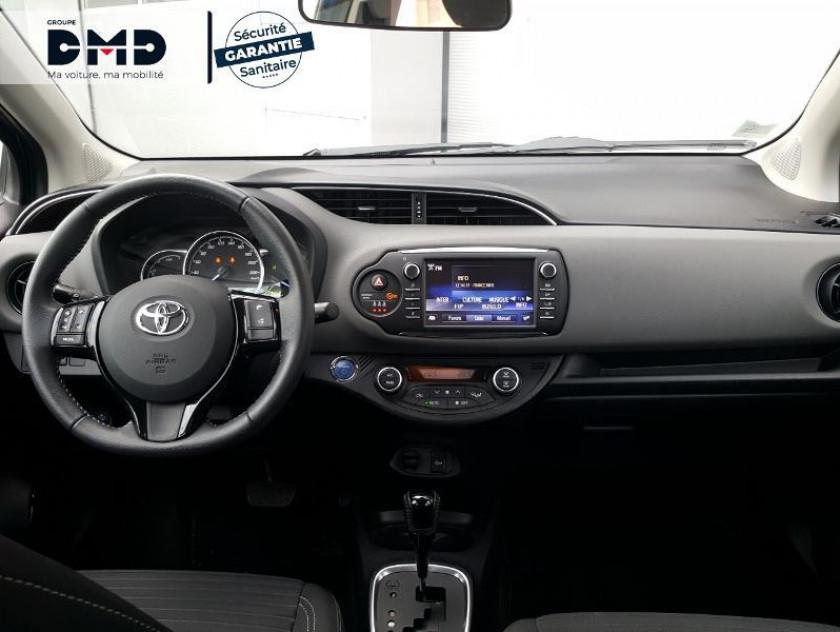Toyota Yaris 100h France 5p - Visuel #5