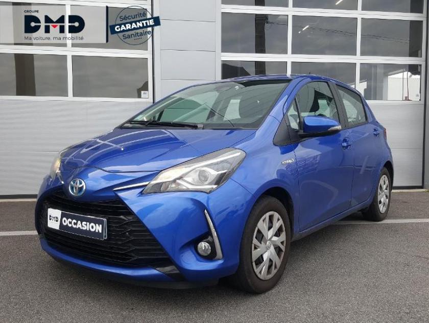 Toyota Yaris 100h France 5p - Visuel #1
