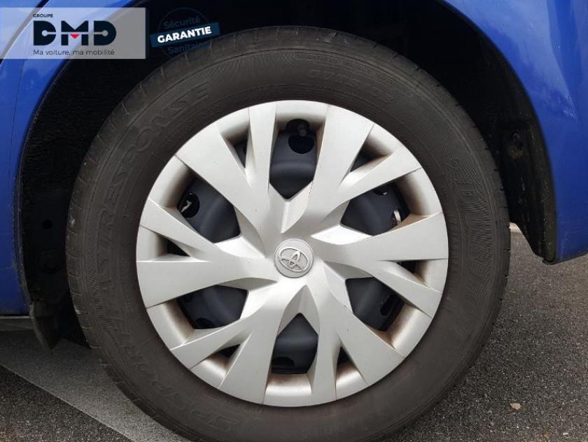 Toyota Yaris 100h France 5p - Visuel #13