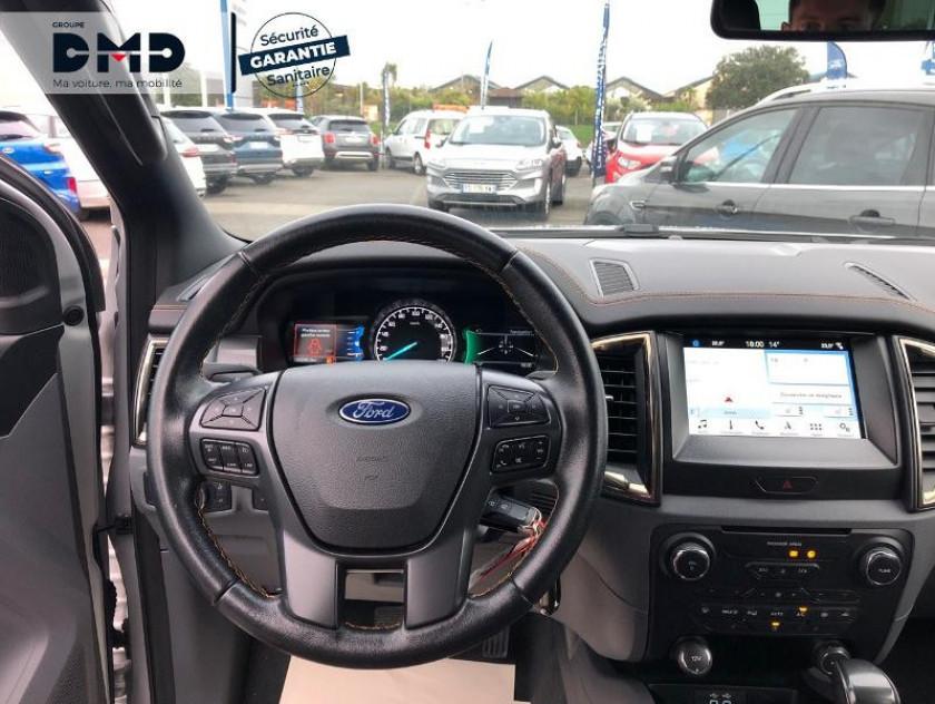 Ford Ranger 3.2 Tdci 200ch Super Cab Wildtrak Bva6 - Visuel #7