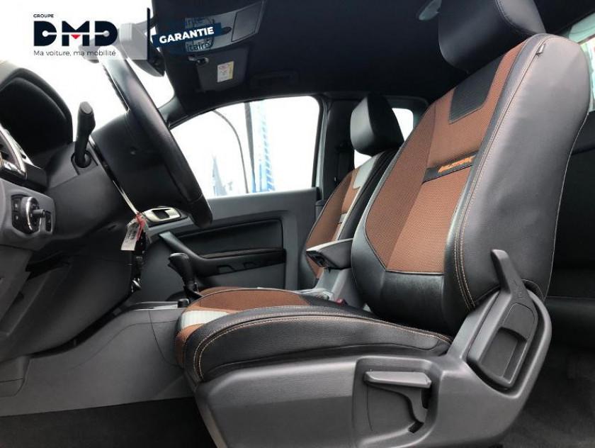 Ford Ranger 3.2 Tdci 200ch Super Cab Wildtrak Bva6 - Visuel #9