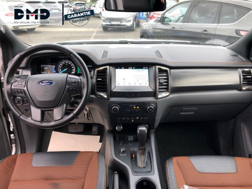Ford Ranger 3.2 Tdci 200ch Super Cab Wildtrak Bva6 - Visuel #5