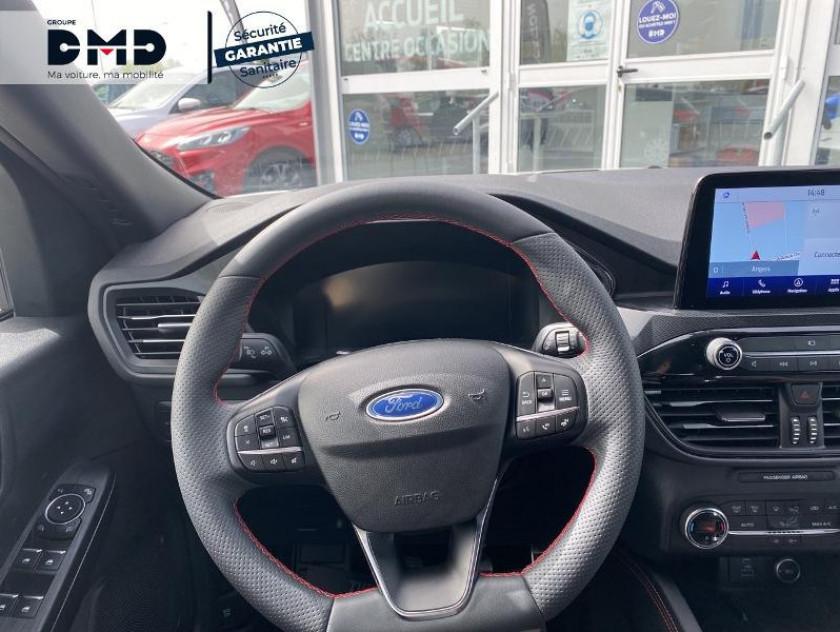 Ford Kuga 2.0 Ecoblue 150 Mhev S&s Bvm6 St-line Business 5p - Visuel #7