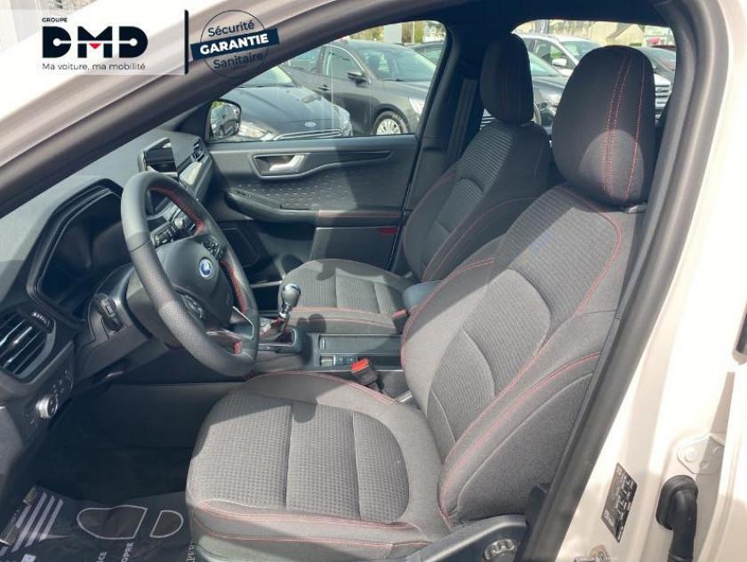 Ford Kuga 2.0 Ecoblue 150 Mhev S&s Bvm6 St-line Business 5p - Visuel #9