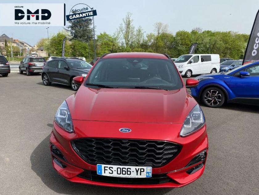 Ford Kuga 2.0 Ecoblue 150 Mhev S&s Bvm6 St-line X 5p - Visuel #4