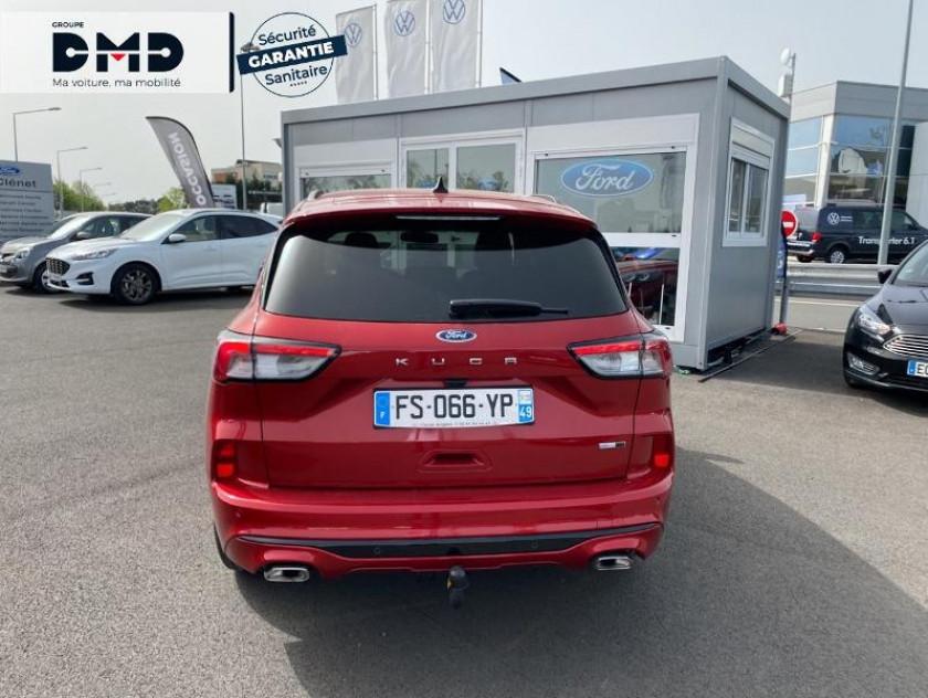 Ford Kuga 2.0 Ecoblue 150 Mhev S&s Bvm6 St-line X 5p - Visuel #11