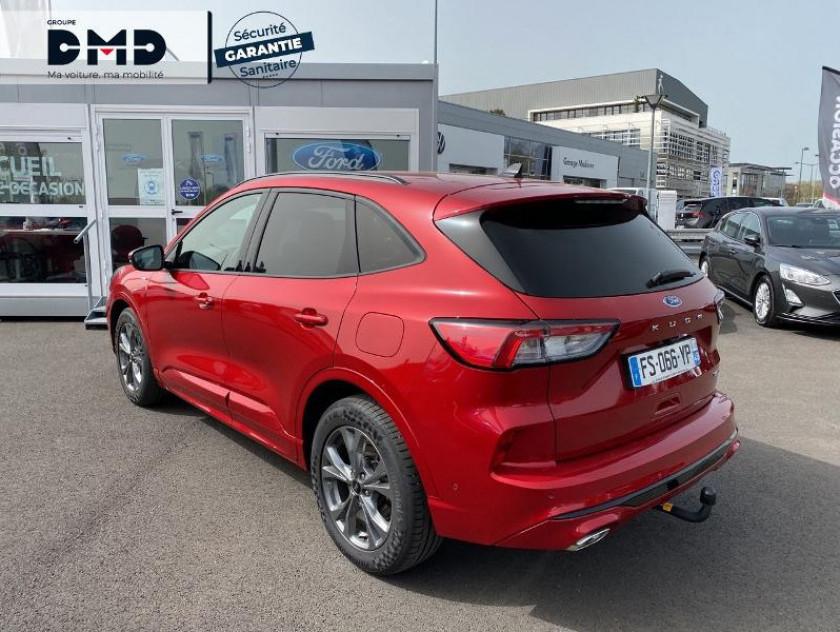 Ford Kuga 2.0 Ecoblue 150 Mhev S&s Bvm6 St-line X 5p - Visuel #3