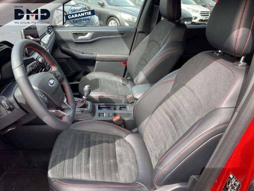 Ford Kuga 2.0 Ecoblue 150 Mhev S&s Bvm6 St-line X 5p - Visuel #9
